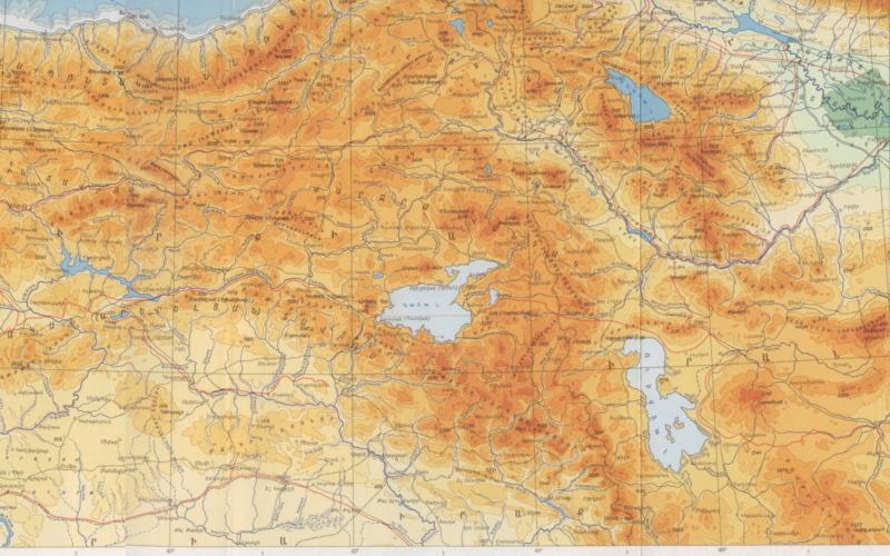 armenian-highland